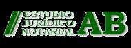 Estudio Jurídico Notarial AB Logo